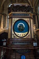 clock (pamelaadam) Tags: thebiggestgroup fotolog digital august summer 2016 holiday2016 kirk building cathedral faith spirituality york engerlandshire yorkminster