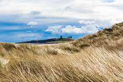 Dunstanburgh Castle from the Dunes (Geordie_Snapper) Tags: canon5d3 canon2470mm embletonbay holidayembleton march me northumberland winter