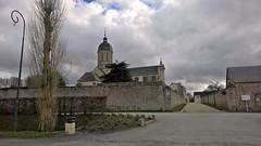 02. Abbaye de Mondaye (@bodil) Tags: calvados normandie france abbayedemondaye
