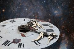 Arreter le temps (drabons) Tags: time clock horloge gustave doré