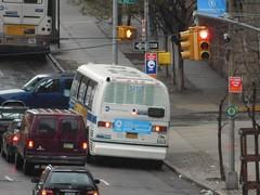 MTA Novabus RTS (Anthonyinredbirdson7train) Tags: mta bus city york new m31 manhattan depot quill j micheal mtanewyorkcitybus mtarts novabus rtsnova 1999 1999rtsbus 1999novartsbus manhattanbus m31bus