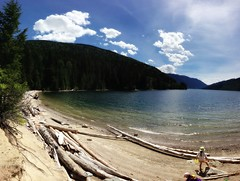 IMG_1875 (urbanworkbench) Tags: autostitch lake water lakerevelstoke