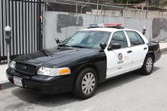 Los Angeles Police Dept (twm1340) Tags: ford car losangeles leo police victoria cop vic crown squad officer patrol dept lapd 2013