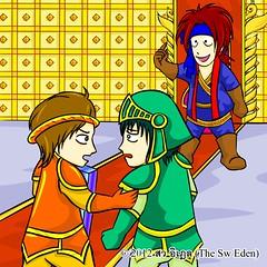 ทักทายกับ 2 อัศวิน (Tuskty & 2 Knights) p.13