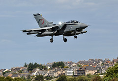 Freddy + Lossie (np1991) Tags: uk scotland paint force air royal reserve 15 special scheme tornado raf moray squadron reply lossiemouth sqn lossie gr4 mcroberts xvr