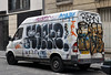Paris: Horfe, Jare (Laser Burners) Tags: paris france truck graffiti pal jare citynoise yks horfe