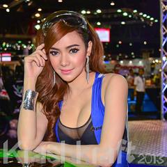 BaiFern | Bangkok International Auto Salon 2013