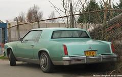 Cadillac Eldorado 1979 (XBXG) Tags: auto old usa classic netherlands car vintage us automobile nederland voiture cadillac eldorado american 1979 paysbas diemen ancienne américaine cadillaceldorado