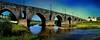 Ponte de Lima (jesuscm_Huawei P20 series) Tags: puente ponte bridge pontedelima rio river iglesia church portugal europe nikon jesuscm magicunicornmasterpiece bestcapturesaoi vigilantphotographersunite vpu2 vpu3