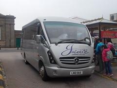 RSCN3971.LN10 BUS Mercedes Jacobite Cruises (ronnie.cameron2009) Tags: buses scotland coach scottish coaches inverness jacobite coachjourney coachtravel lochneess