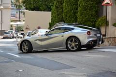Ferrari F12 Berlinetta (Tiziano Casareto) Tags: summer cars italian nikon ferrari montecarlo monaco supercars f12 berlinetta carspotting 2013 18105mm d3100