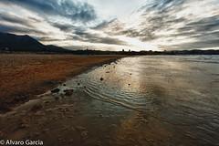 Atardecer en Caravia...Asturies (ElAsturcon) Tags: asturias playa asturies caravia espasa