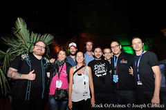 Staff & Backstage Jeudi 15.08.2013 /