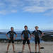 Ready to hit the water at La Loberia - Bolivia and the Galapagos Islands cross-cultural