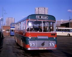 0320 19730506 Highland UST 881L (CWG43) Tags: uk bus ford willowbrook rapson highlandomnibuses highlandscottish r1014 ust881l