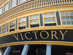 HMS Victory (Wessex Archaeology) Tags: ship victory hull recording hmsvictory 88310 consetvation