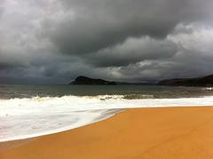 Clouds piling in (oceanchange) Tags: clouds australia nsw centralcoast
