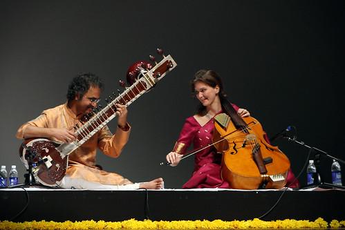 Shubhendra Rao & Saskia Rao-de Haas Photo courtesy of MACC