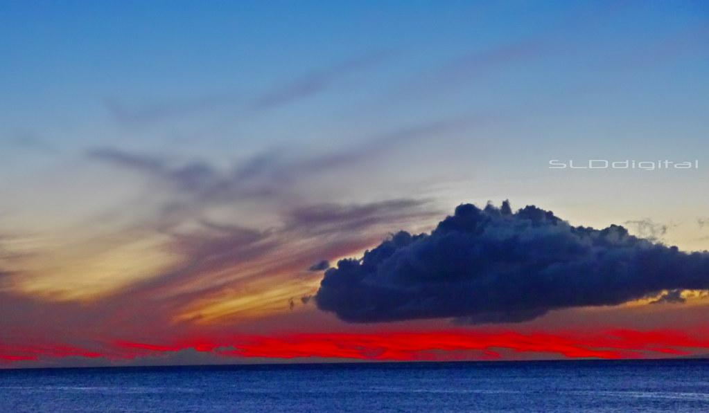 5fdfd3ef18a Maui Hawaii (SLDdigital) Tags  sunset sky sun clouds landscape island  landscapes day d