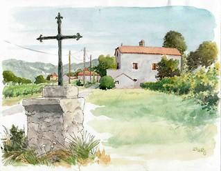 croix de la Beurade