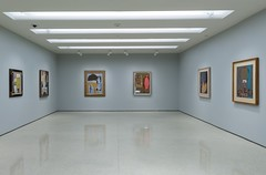Installation View - Robert Motherwell: Early Collages (Solomon R. Guggenheim Museum) Tags: collage exhibition guggenheim array motherwell guggenheimmuseum robertmotherwell srgmmotherwell