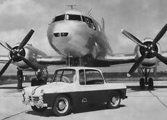 Avia 1957 (Человек!) Tags: avia