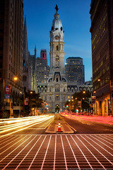 Rush Hour At City Hall (mhoffman1) Tags: longexposure philadelphia night evening unitedstates cone dusk pennsylvania cityhall masonry jr penn rushhour philly broadstreet a77 billypenn lighttrail williampenn historiclandmark historicplaces colorefexpro thomasuwalter sonyalpha johnmcarthur flickr10