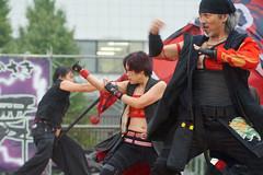 KBS_2013-10-20_2_030 (kv492) Tags: japan yosakoi gunma takasaki kobushi よさこい 虎舞士 雷舞 takasakilive たかさき雷舞