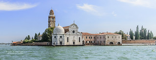 San Michele in Isola, Venice, Italy