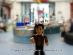 The Dr at Ironbridge museum