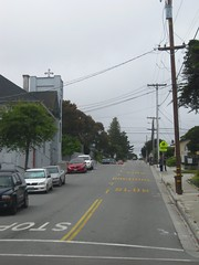 "Taylor Street Leading to the Presidio • <a style=""font-size:0.8em;"" href=""http://www.flickr.com/photos/109120354@N07/11042964636/"" target=""_blank"">View on Flickr</a>"