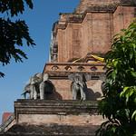2013-11-12 Thailand Day 05, Wat Chedi Luang, Chiang Mai Thailand thumbnail