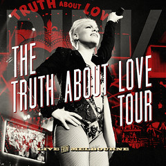 P!nk - The Truth About Love Tour: Live From Melbourne (Jonatas MeIo) Tags: from pink music love digital photoshop artwork truth tour live melbourne pop cover single singer about the