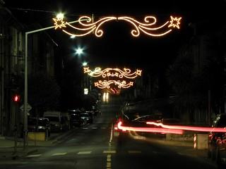 Montagnac (34), illuminations 2011