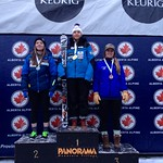 Panorama Keurig Cup - Ladies Slalom, 1. Jocelyn McCarthy; 2. Stephanie Gartner; 3. Stephanie Irwin