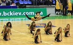 Budivelnyk cheerleader Kyiv (Aitor Ruiz de Angulo) Tags: sexy sex basket cheerleaders ukraine cheerleader kiev kyiv ukr ukrain ukranian ukrania animadora budivelnik bckkiev