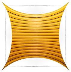 Window blinds with pincushion distortion (SammCox) Tags: distortion pincushion