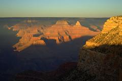 Grand Canyon - Grand Canyon National Park - Arizona - 13 November 2013 (goatlockerguns) Tags: sunset arizona usa southwest west nature clouds america nationalpark desert natural grandcanyon unitedstatesofamerica scenic western
