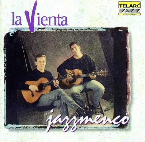 Jazzmenco - La Vienta_1
