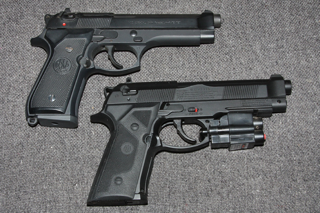 The World's Best Photos of beretta and luger - Flickr Hive Mind