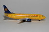 Herpa Freedomair 737 (Nickske D) Tags: scale airplane wings collection 1500 boeing737 herpa freedomair