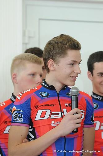 Ploegvoorstelling Davo Cycling Team (172)