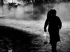 FROM MUD TO DUST (Galantucci Alessandro) Tags: street trip portrait people urban blackandwhite bw italy woman art film countryside italian europe candid documentary east romania gypsy decisivemoment alessandrogalantucci galantucci