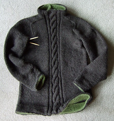 big_sack_saddle_sweater (Mytwist) Tags: wool fetish sweater handknit collection jumper knitted pullover handcraft handknitted cabled handgestrickt