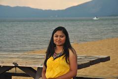 Relaxing by the Lake Tahoe (Iftekhar Naim) Tags: portrait lake beach nature beautiful tahoe laketahoe bythelake