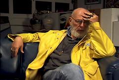 Edward Gorey Portrait (Chris Seufert) Tags: portrait film capecod documentary edwardgorey edwardgory cotuitcenterforthearts
