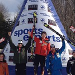 Dominic Unterberger (BCST/Revelstoke) 5th in Bromont, QC slalom