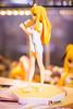 Henneko: Azusa Azuki (GabrielVH) Tags: cute canon greeneyes bikini bow 7d blonde 60mm blondehair towell beachqueen pantsu 110scale henneko hentaioujitowarawanaineko azusaazuki