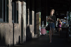 Untitled (Ranga 1) Tags: urban girl canon candid fitzroy australian streetphotography australia melbourne streetscene victoria explore suburbs australianlandscape urbanlandscape brunswickstreet davidyoung innersuburbs innermelbourne ef24105mmf4lusm canoneos5dmarkii