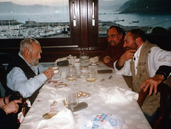 "<br /><span style=""font-size:0.8em;"">LEOPOLDO NOVOA CON JORGE OTEIZA Y CELESTINO GARCIA BRAÑA 1999</span> • <a style=""font-size:0.8em;"" href=""http://www.flickr.com/photos/114402629@N08/13384295553/"" target=""_blank"">View on Flickr</a>"